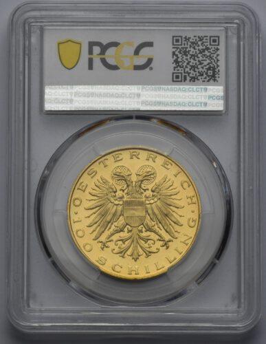 100 Schilling 1937