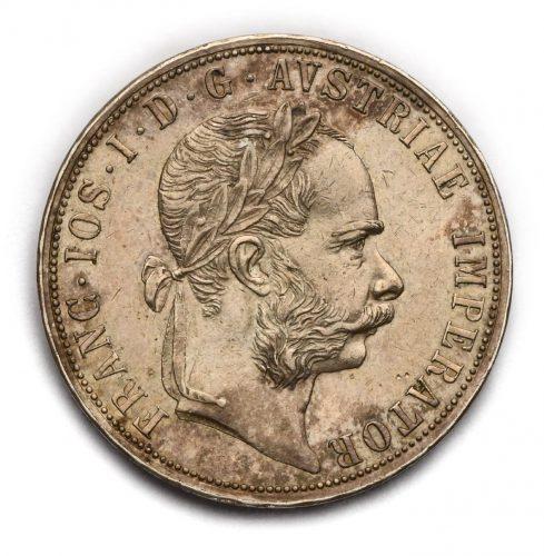 2 Zlatník Františka Josefa I. 1888