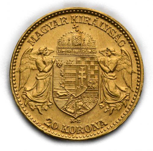 20 Koruna Františka Josefa I. 1914 KB – Seznakem Bosny
