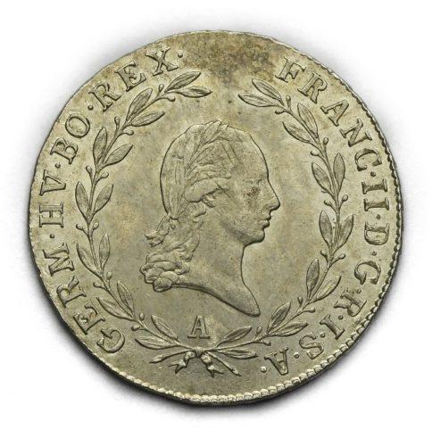 20 Krejcar František II. 1804 A