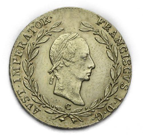 20 Krejcar František II. 1830 C