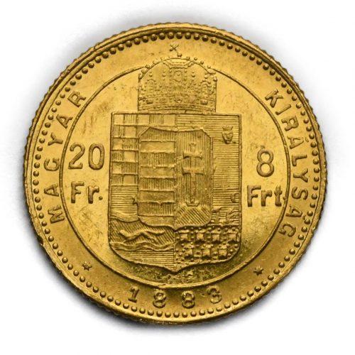 8 Zlatník Františka Josefa I. 1883 KB