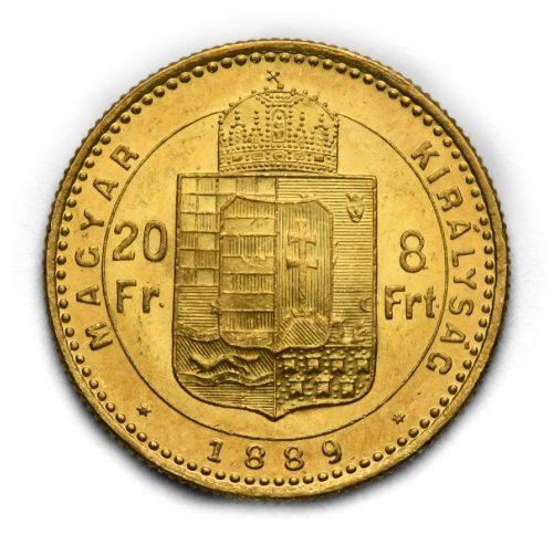 8 Zlatník Františka Josefa I. 1889 KB