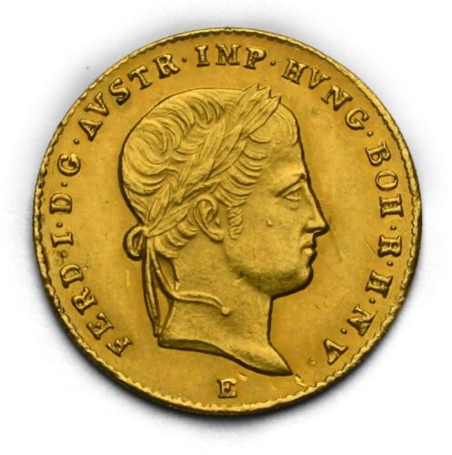 Dukát Ferdinand V. 1848 E