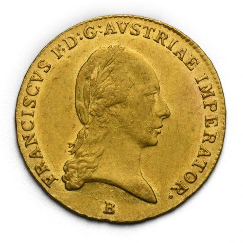 Dukát František II. 1815 B