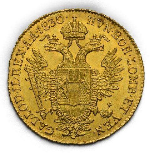 Dukát František II. 1830 B