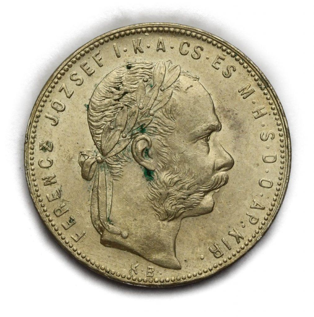 Zlatník Františka Josefa I. 1880 KB