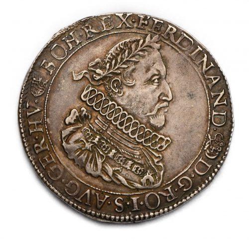 Tolar Ferdinand II. 1633 KB