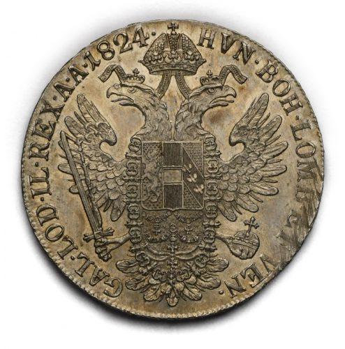 Tolar František II. 1824 E