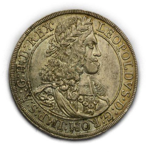 Tolar Leopold I. 1668 Hall
