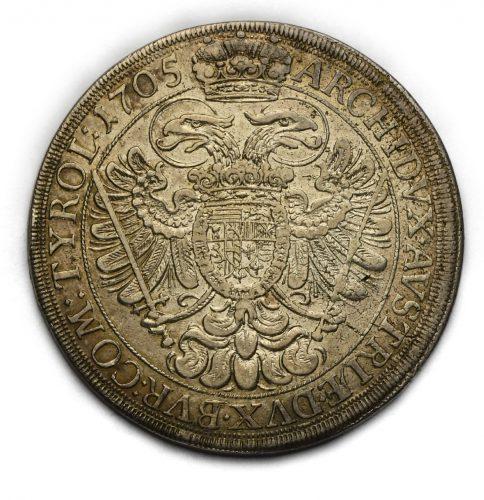 Tolar Leopold I. 1705 Wien