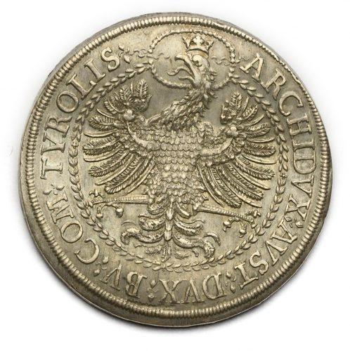 2 Tolar Leopold I. – HALL- Bez letopočtu