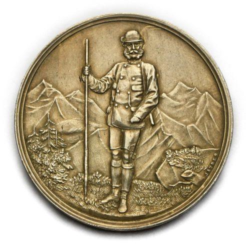 2 Zlatník 1889 – Cena III. Rakouských spolkových střeleckých závodů vGraz