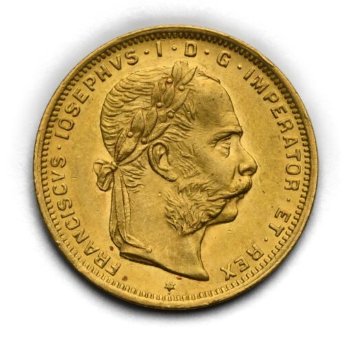 8 Zlatník Františka Josefa I. 1891