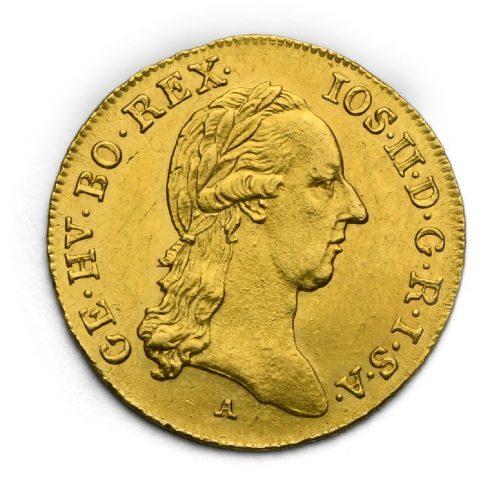 Dukát Josef II. 1787 A