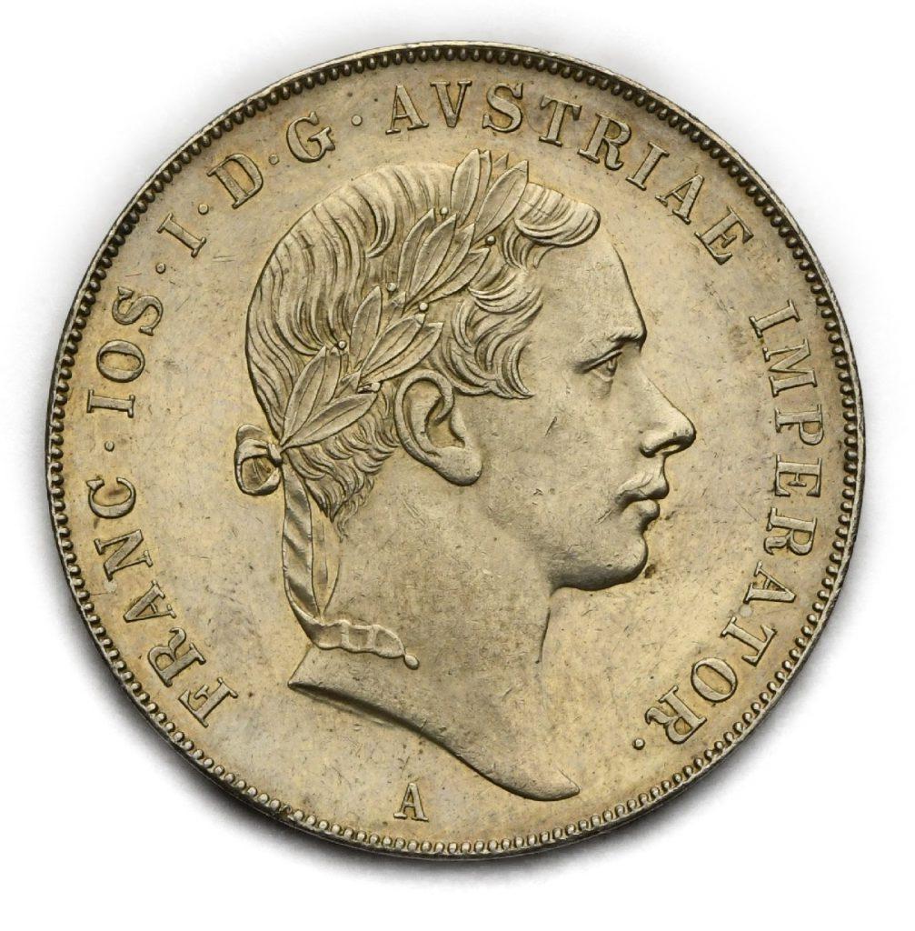 Tolar Františka Josefa I. 1854 A