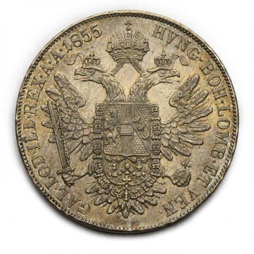Tolar Františka Josefa I. 1855 A