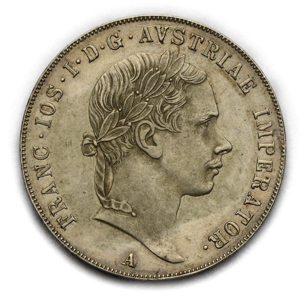 Tolar Františka Josefa I. 1856 A