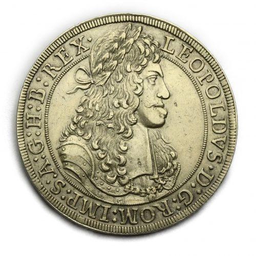 Tolar Leopold I. 1683 Hall