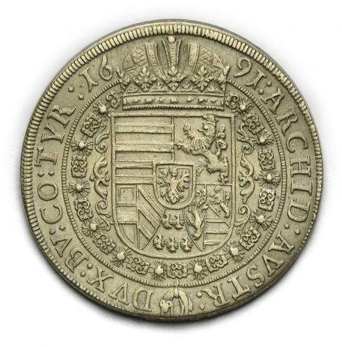 Tolar Leopold I. 1691 Hall