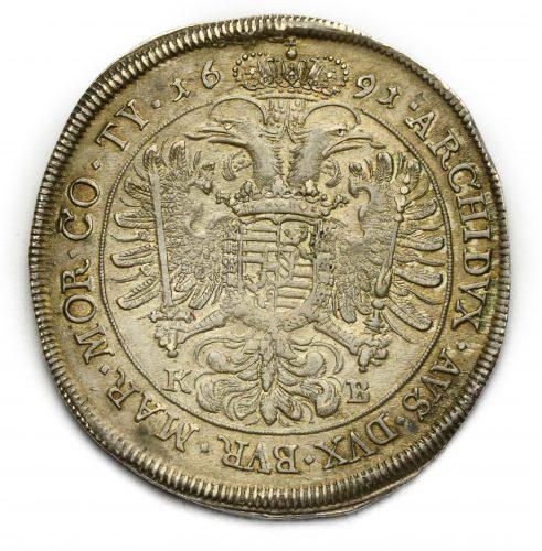 Tolar Leopold I. 1691 KB