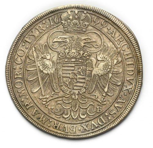 Tolar Leopold I. 1699 KB