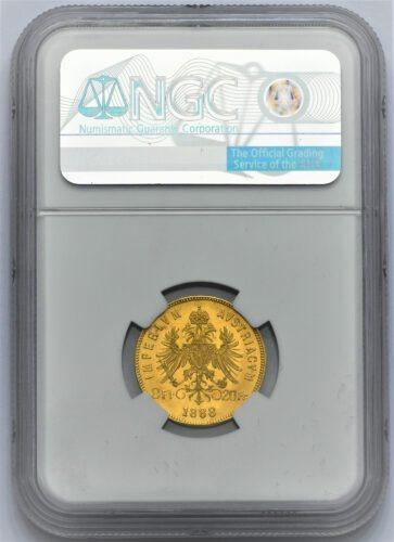 8 Zlatník Františka Josefa I. 1888